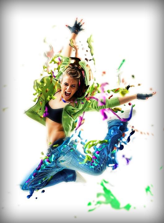 Just Dance tantsuvõistlus