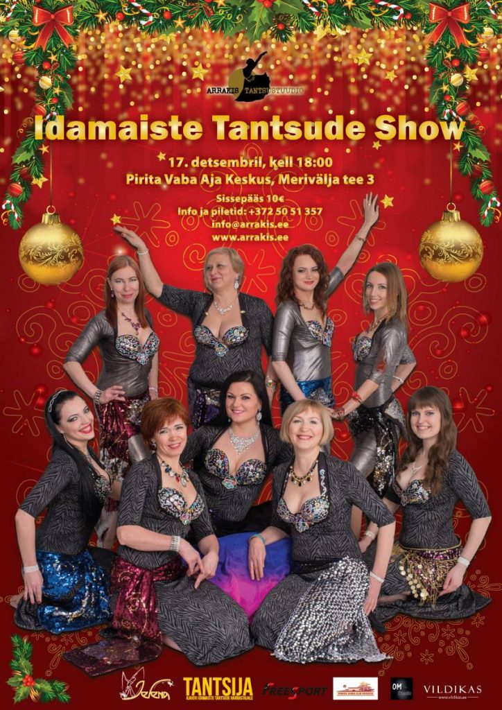 Idamaiste Tantsude Show