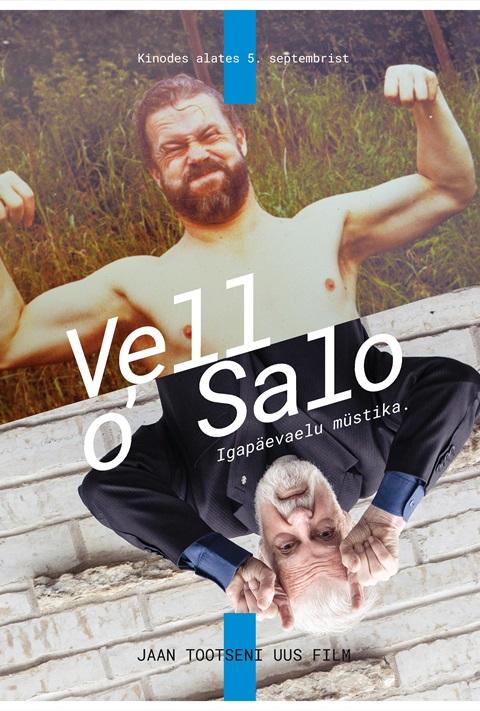 """Kinoõhtu Jaan Tootseni dokumentaalfilm """"Vello Salo. Igapäevaelu müstika"""""""