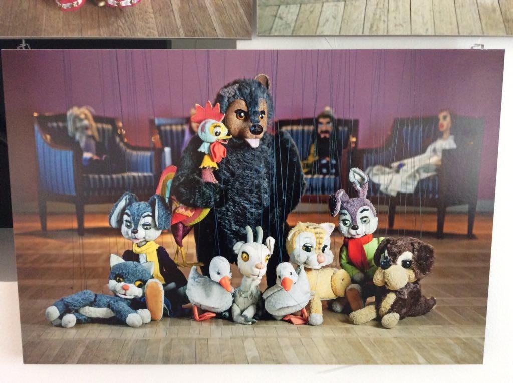 """Uus näitus! Rait Avestiku fotonäitus """"Meie marionetid. Meie, marionetid"""""""
