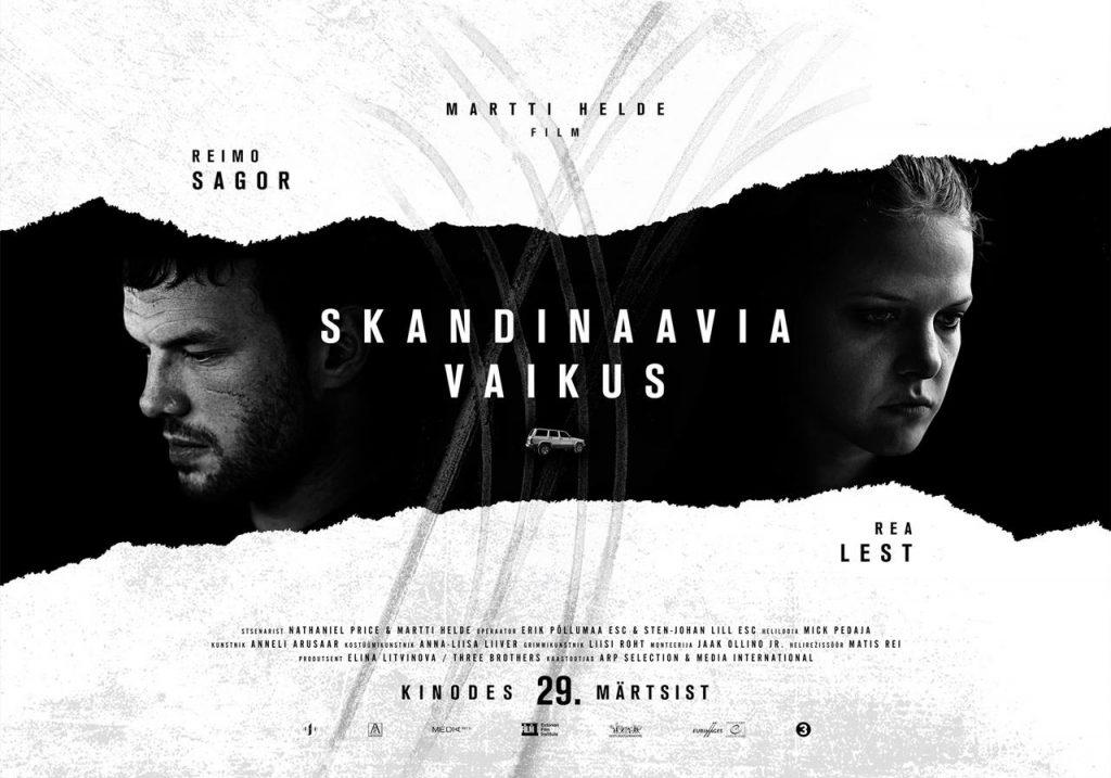 """Kinoekraanil Martti Helde mängufilm """"Skandinaavia vaikus"""""""
