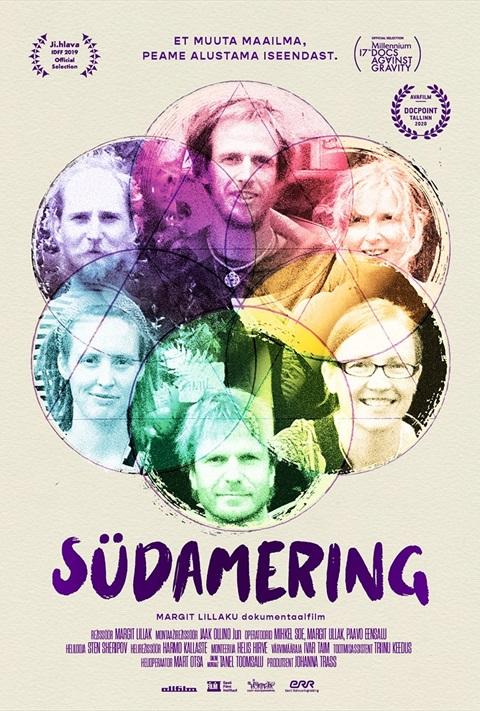 """Kinoekraanil Margit Lillaku dokumentaalfilm """"Südamering"""""""