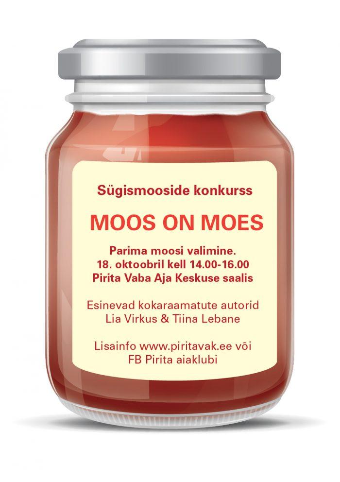 """Maitsekonkurss """"Moos on moes"""" kutsub osalema!"""
