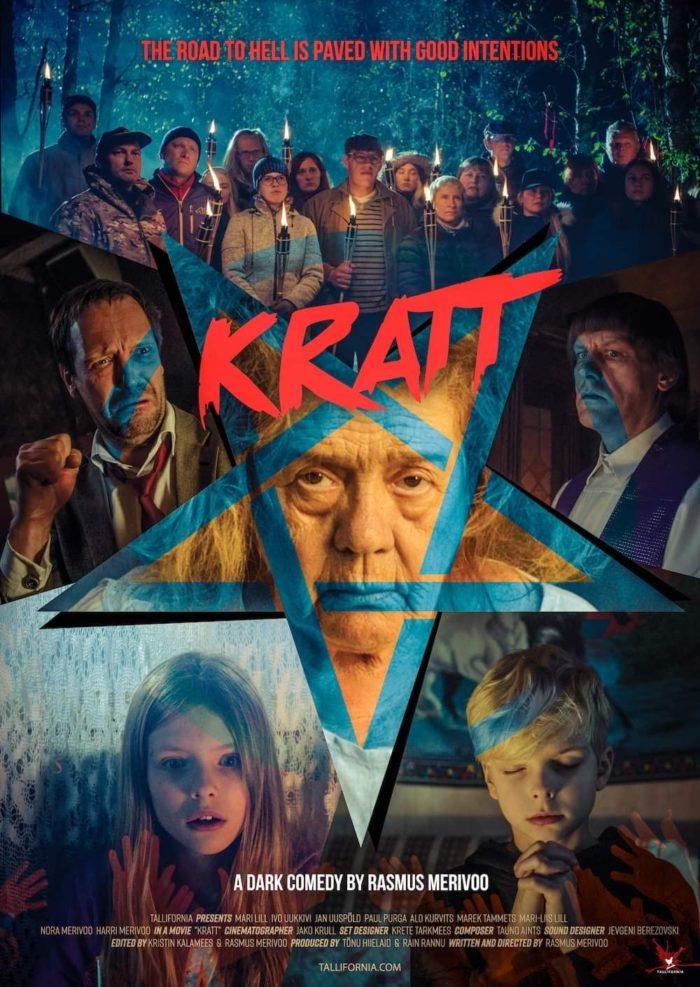"""Kinoekraanil """"Kratt"""""""