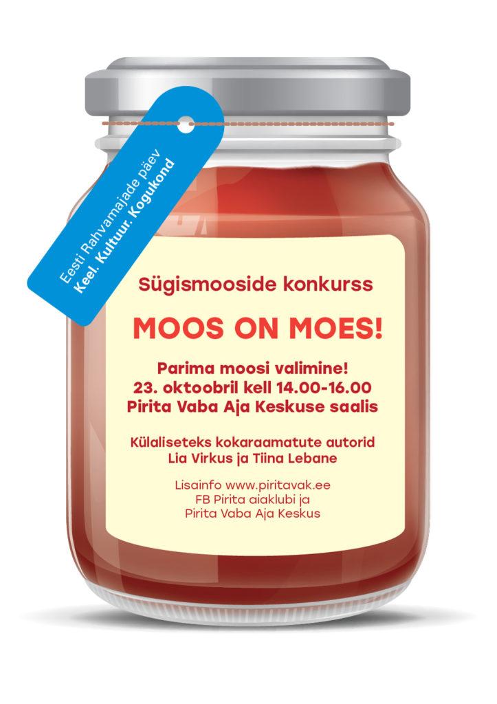 """Maitsekonkurss """"Moos on moes!"""" ja Eesti Rahvamajade Päev """"Keel. Kultuur. Kogukond"""""""